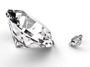 婚約指輪のダイヤモンドの大きさの平均はどのくらい?