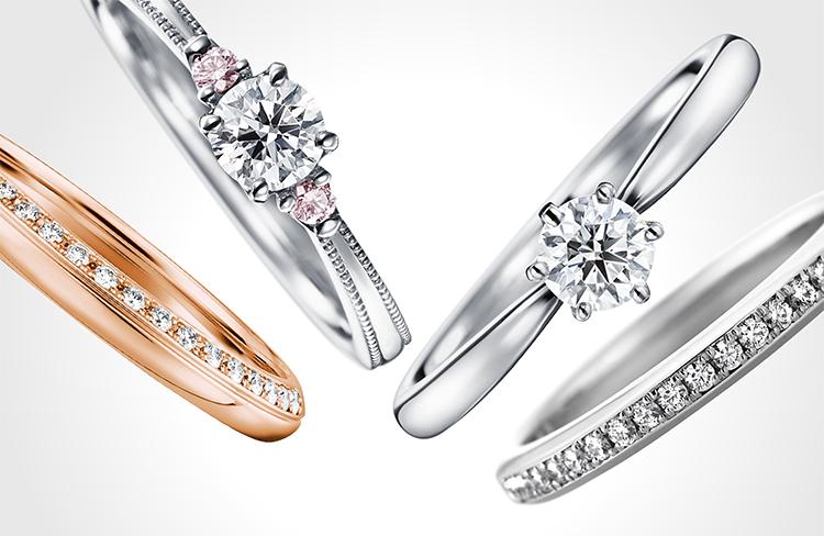 <PR>婚約指輪を最短翌日お届け