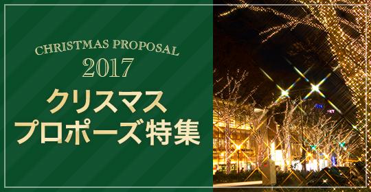 クリスマスプロポーズ特集2017