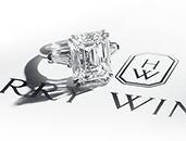個性豊か、唯一無二のダイヤモンドで彩るエンゲージリング!