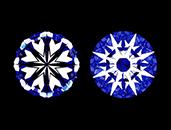 通常の4Cを超えた独自の基準を設けてダイヤモンドを選定!