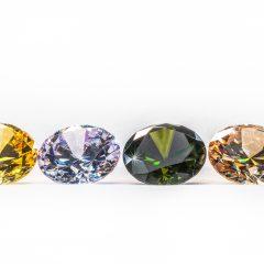 石はダイヤモンド以外にも選択肢はある
