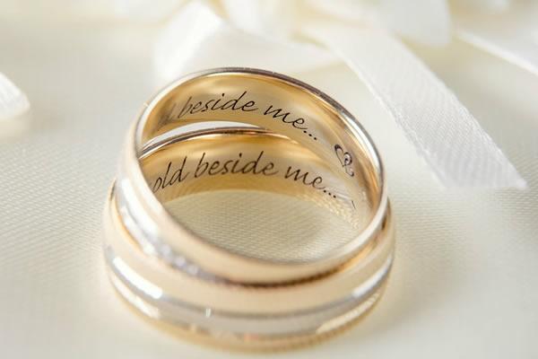 婚約指輪への刻印のススメ